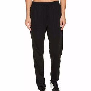 Nike Womens Academy Soccer Sweat Pants Black M $45